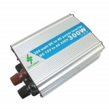 Invertor auto 300W Chaomin, 12V, clestisori, sinusoida modificata
