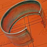 Bratara fixa din argint 925