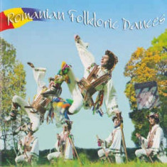 CD  Romanian Folkloric Dances, original