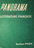 PANORAMA DE LA NOUVELLE LITERATURE FRANCAISE - GAETAN PICON