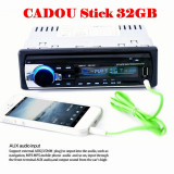 Radio MP3 Player Casetofon auto 4x60W cu Bluetooth CADOU STICK USB 32GB