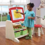 Birou de arta pentru copii Flip Doodlle Easel Desk