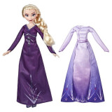 Cumpara ieftin Papusa Frozen 2 Arendelle Elsa Cu Rochita De Schimb