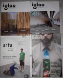 Revista Igloo Nr. 119,120, Arta nr 10/2013, Balkon 8/2001 sau 20 buc
