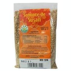 Seminte de Susan 100gr Herbavit Cod: herb00716