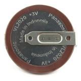 Acumulator litiu Panasonic VL2020 3V 20mAh cu pini