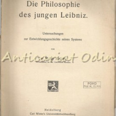 Die Philosophie des jungen Leibniz - Dr. Willy Kabitz