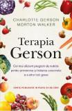 Terapia Gerson - Charlotte Gerson, Morton Walker