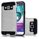 Samsung Galaxy J3 (2016) - Husa Antisoc Silver