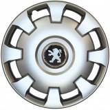 Set 4 Capace Roti Kerime R14, Potrivite Jantelor de 14 inch, Pentru Peugeot, Model 206