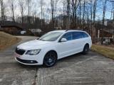 Skoda Superb 4x4, Motorina/Diesel, Break