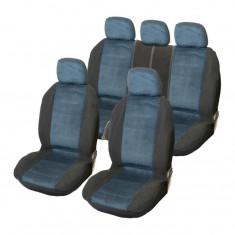 Huse scaune Dacia Logan Sedan set huse auto fata si spate Denver