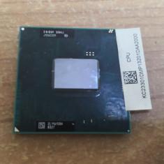 Procesor laptop Intel Core i3-2330M SR04J 2.2GHz #RAZ