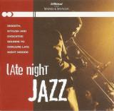 CD Late Night Jazz: Ella Fitzgerald, Peggy Lee, Billie Holiday