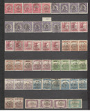 Romania.1919 EMISIUNEA CLUJ Lot 70 buc.  CR.430, Nestampilat