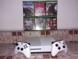 Consola Xbox One S+2 Controllere+6 JOCURI