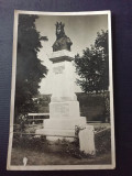 Fagaras Brasov Statue Doamna Stanca