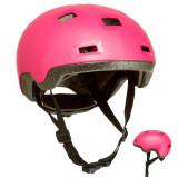 Cască Role/Skate/Trotinetă B100 Roz, Oxelo