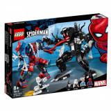 LEGO® Marvel Super Heroes - Robotul paianjen contra Venom (76115)