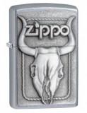 Cumpara ieftin Brichetă Zippo 20286 Barrett-Smyth Bull Skull