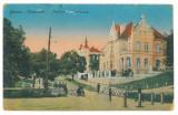 4945 - BRASOV, Romania - old postcard, CENSOR - used - 1917
