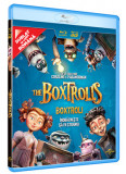 Boxtroli / The Boxtrolls - BLU-RAY 3D+2D Mania Film