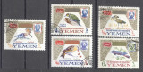 Yemen 1965 Birds, used AG.004
