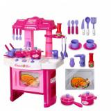 Bucatarie de jucarie multifunctionala Kitchen Set 00826
