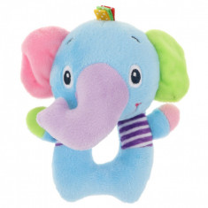 Jucarie zornaitoare pentru bebelusi - elefantel