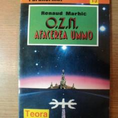 O . Z . N . AFACEREA UMMO de RENAUD MARHIC