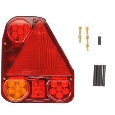 Stop lampa spate dreapta LED 12 24V semnalizator anti Proiectoare ceata lampa stop lumina parcare triunghi reflector