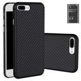 Husa Cover+Folie Nillkin Pentru iPhone 7/8 Negru