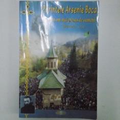 PARINTELE ARSENIE BOCA. UN OM MAI PRESUS DE OAMENI (MARTURII - VOL 4) editie ingrjita de NATALIA CORLEAN 2011