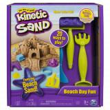 Set Nisip Kinetic O Zi la Plaja