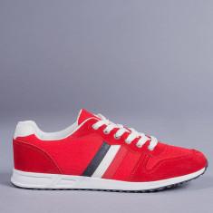 Pantofi sport barbati Zenon rosii