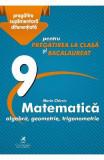 Matematica - Clasa 9 - Marin Chirciu