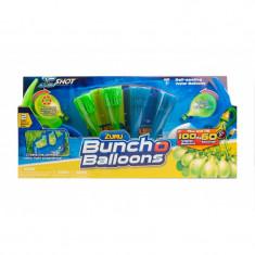 Baloane apa Zuru Bob Bunch O Balloons Rapid Fill, 2 lansatoare