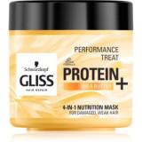 Schwarzkopf Gliss Protein+ masca hranitoare unt de shea
