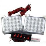 Lampa Led Stroboscopic Albastru 12V 51028