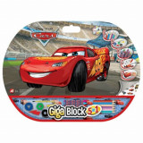 Set pentru desen Giga Block 5 in 1 - Cars
