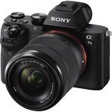 Aparat foto Mirrorless Sony A7 II, 24.3MP, Wi-Fi + Obiectiv Sony SEL 28-70mm f/3.5-5.6 OSS