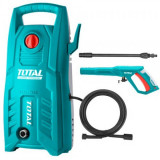 TOTAL - Aparat de spalat cu presiune - 130Bar - 5.5L/min - 1400W