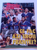 "Revista fotbal-""PRO SPORT"" 30.06.-06.07.1999 (contine poster Deschamps)"
