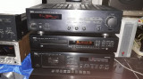 CD player Yamaha CDX 470, Technics SL-PG 370A, optional telecomanda