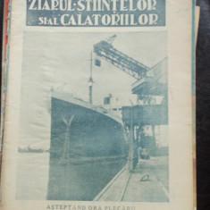 ZIARUL STIINTELOR SI CALATORIILOR NR.11/MARTIE 1932