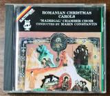 Madrigal – Romanian Christmas Carols (1 CD, prima editie din 1991), electrecord