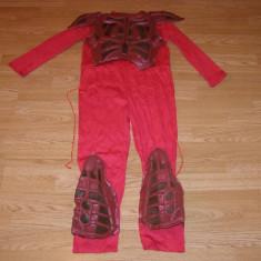 Costum carnaval serbare lego bionicle ninja pentru copii de 8-9 ani, Din imagine