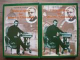 VICTOR SLAVESCU - VIATA SI OPERA LUI MENELAS GHERMANI - 2 volume