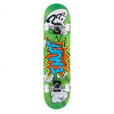 "Skateboard Enuff Pow 2 Mini Green 29,5x7,25"" foto"