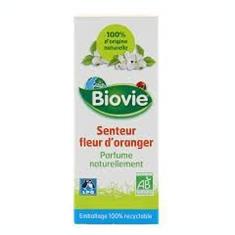 Parfum de Curatare Uz Casnic cu Flori Portocal Eco BioVie 10ml Cod: 1333802